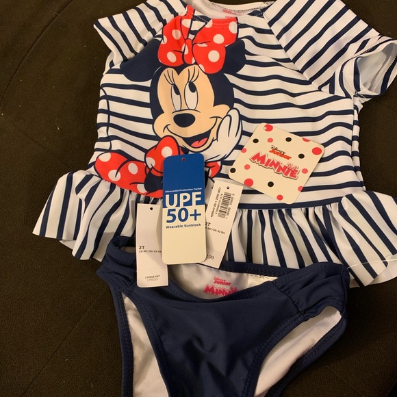 8db95a42f3 Old Navy Swim | Minnie Mouse Bathing Suit | Poshmark